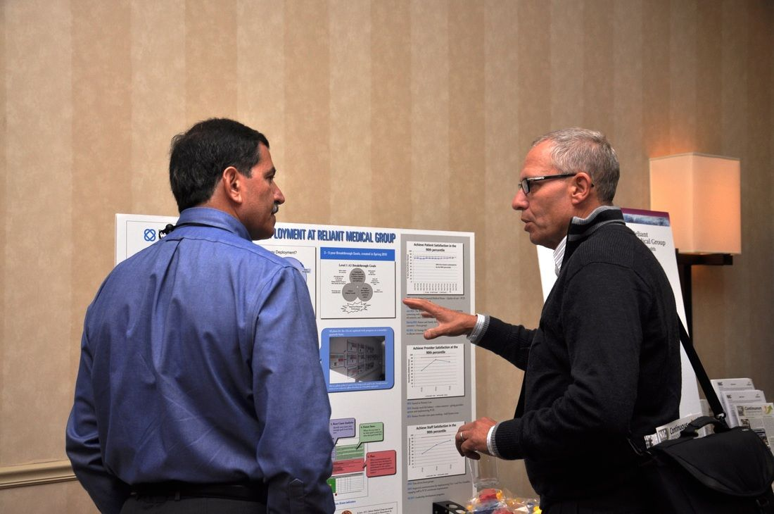 Poster Presentations Northeast Lean Conference